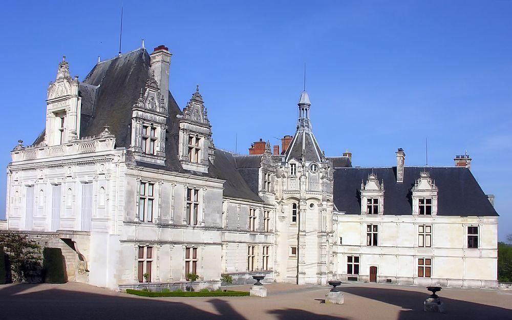 Les Chateaux Du Val De Loire Sont Autour Des Chambres D